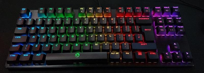 keyboard rgb light